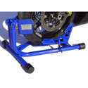 Baxley By Providence Motorcycle Sport Chock Blue
