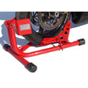 Baxley By Providence Motorcycle Sport Chock Red