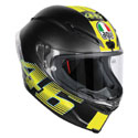 AGV Corsa R Full Face Motorcycle Helmet V46 Matte Black
