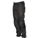 AGV Sport Telluride Textile Motorcycle Pants Short Black