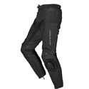 AGV Sport Willow Leather Motorcycle Riding Pants Black