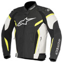 Alpinestars GP Plus R V2 Airflow Jacket Black/White/Fluo Yellow