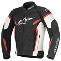 Alpinestars GP Plus R V2 Leather Jacket Black/White/Red