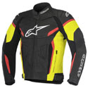 Alpinestars GP Plus R V2 Leather Jacket Black/Fluo Yellow/Red