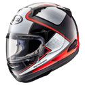 Arai Quantum-X Full Face Motorcycle Helmet Box Red