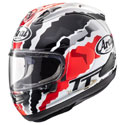 Arai Corsair X Full Face Motorcycle Helmet Doohan TT