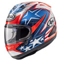 Arai Corsair X Full Face Motorcycle Helmet Nicky 7