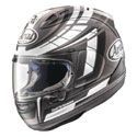 Arai Corsair X Full Face Motorcycle Helmet Planet Black Frost