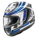 Arai Corsair X Full Face Motorcycle Helmet Planet Blue
