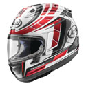 Arai Corsair X Full Face Motorcycle Helmet Planet Red