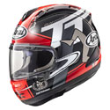 Arai Corsair X Full Face Motorcycle Helmet Isle Of Man 2018