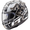 Arai Corsair X Full Face Motorcycle Helmet Isle Of Man 2017