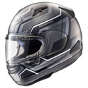 Arai Signet-X Full Face Motorcycle Helmet Place Black Frost
