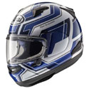 Arai Signet-X Full Face Motorcycle Helmet Place Blue