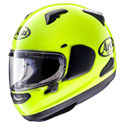 Arai Quantum-X Full Face Motorcycle Helmet Fluo Yellow