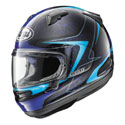 Arai Quantum-X Full Face Motorcycle Helmet Sting Blue
