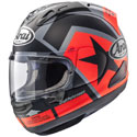 Arai Corsair X Full Face Motorcycle Helmet Vinales 2