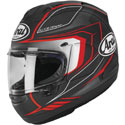 Arai Corsair-X Full Face Motorcycle Helmet Bracket Black Frost