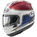 Arai Corsair X Full Face Motorcycle Helmet Spencer Red