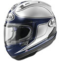 Arai Corsair X Full Face Motorcycle Helmet Spencer Silver