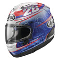 Arai Corsair-X Full Face Motorcycle Helmet Dani 4