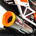 Superduke 1290 Austin Racing ST GP1R Hi Slip-On Exhaust