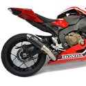 2017 Honda CBR1000RR Austin Racing GP2 Slip-On Exhaust