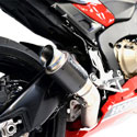 2017 Honda CBR1000RR Austin Racing GP2R Slip-On Exhaust