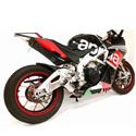 15-16 Aprilia RSV4 RF/RR Austin Racing GP3 Slip-On Exhaust
