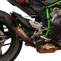 15-17 Kawasaki Ninja H2 Austin Racing Slash Cut Slip-On Exhaust