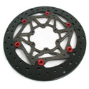 BrakeTech Axis Iron Performance Series Front Rotor Set