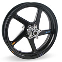 "BST 16"" x 3.5"" Carbon Fiber Wheel for 06-07 ZX-10R (R Series)"