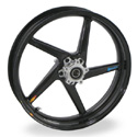 "BST 17"" x 3.5"" Carbon Fiber Wheel 07-13 CBR 600RR (fits ABS too)"