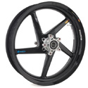 "BST 17"" x 3.5"" Carbon Fiber Wheel 13-14 Hayabusa ABS (R-Series)"