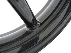 Bst 17 X 3 5 Carbon Fiber Wheel Ducati Monster 696 165721