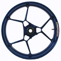 Carrozzeria Forged Aluminum TRI-R RACE Wheels