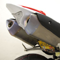 09-14 Yamaha YZF R1 Competition Werkes LTD Fender Eliminator
