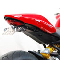 14-16 Ducati Monster 1200 Competition Werkes Fender Eliminator