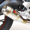 16-17 Yamaha XSR900 Competition Werkes GP Slip-On Exhaust