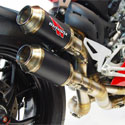 18-19 Ducati Panigale V4 Competition Werkes Slip-On Exhaust