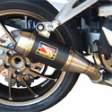 14-16 Honda VFR800F Competition Werkes GP Slip-On Exhaust