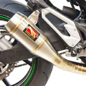 2016 Kawasaki Z800 Competition Werkes GP Slip-On Exhaust