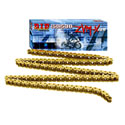 DID 530 ZVMX X-Ring Street/Race Chain 120 Links Gold