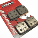 Ferodo ZRAC Sinter Grip Front Brake Pads - Race Thick Version