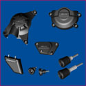 06-16 Yamaha R6 GB Racing Engine Cover Set
