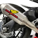 17-18 Honda CBR 1000RR Graves Titanium Slip-on Exhaust
