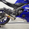 06-16 Yamaha R6 Graves Full Titanium WORKS 3 System