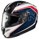 HJC RPHA 11 Pro Full Face Helmet Darter Black/White/Blue