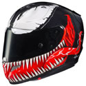 HJC RPHA 11 Pro Full Face Helmet Venom Black/White/Red