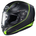 HJC RPHA 11 Pro Full Face Helmet Riberte Black/Green